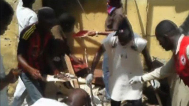 ВИДЕО: Мешітте болған жарылыста 30-ға жуық адам мерт болды