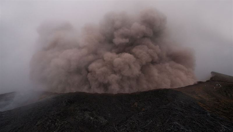 На Гавайях ожидают извержения вулкана Килауэа