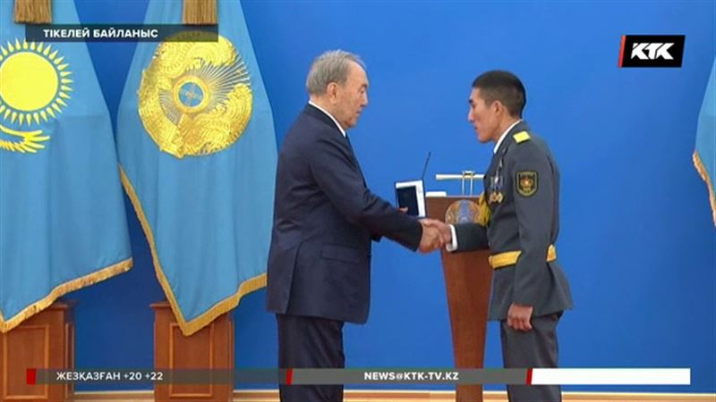 Назарбаев 7 мамыр қарсаңында әскерилердің шенін өсірді