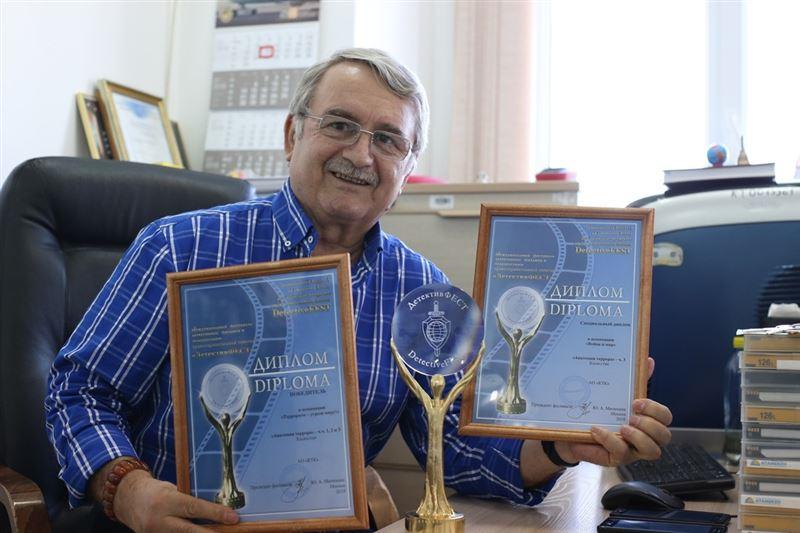 КТК получил четыре награды на DetectiveFEST