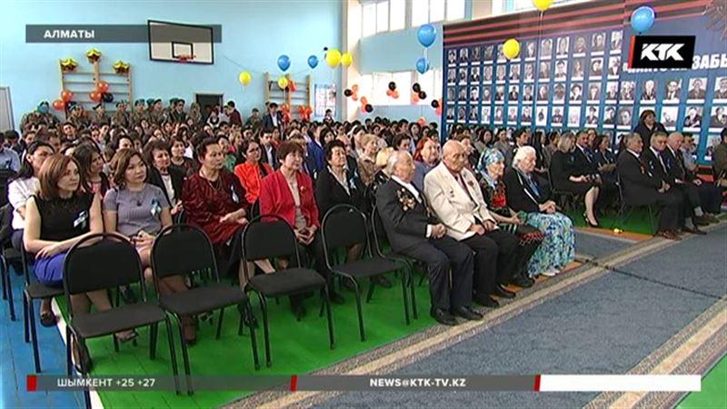 Стена памяти появилась в Алматы
