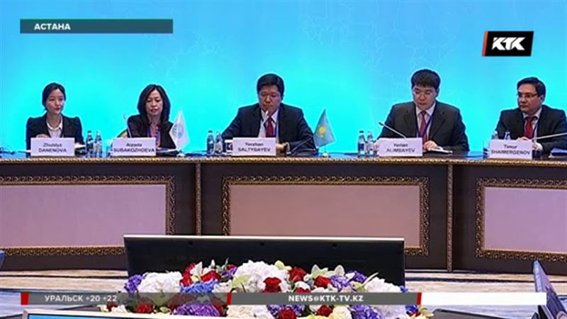 Пакистан и Индия впервые представлены на форуме ШОС