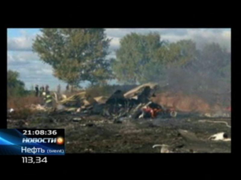 В двух километрах от Ярославля разбился самолет ЯК-42