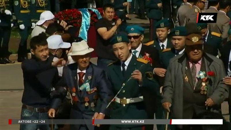 Казахстанские фронтовики в Москву на парад Победы не поедут