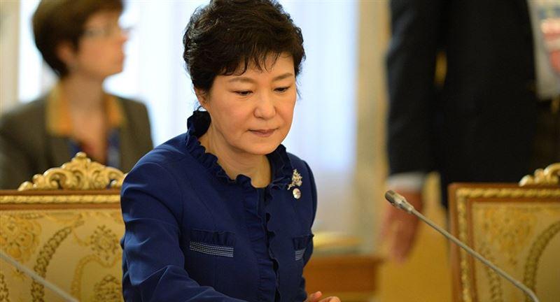 Экс-президента Южной Кореи Пак Кын Хе госпитализировали