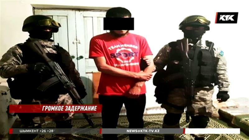 В ЮКО задержали предполагаемых экстремистов