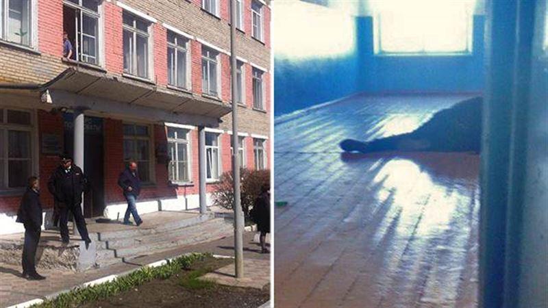 Студент, открывший огонь в колледже, размещал нацистские лозунги в социальных сетях