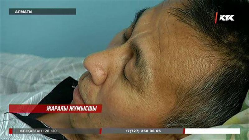 Алматы метросында мертіккен құрылысшы бастықтарының бассыздығына наразы