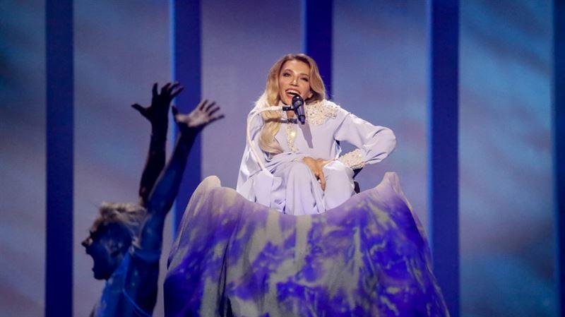 Россиянка Юлия Самойлова не вышла в финал «Евровидения»