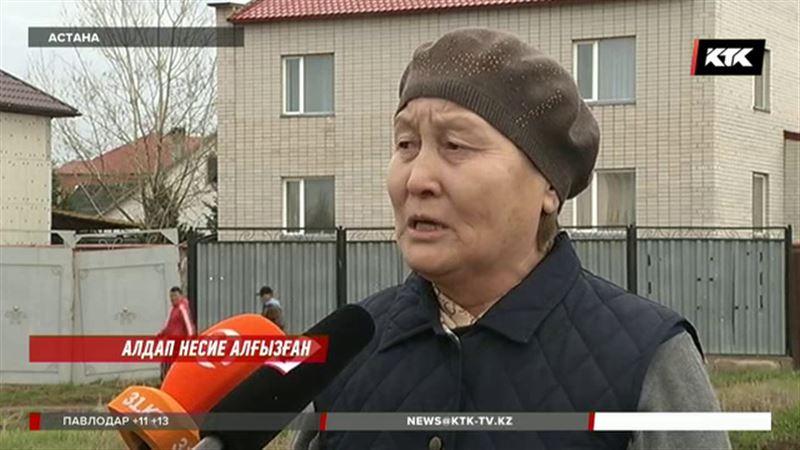 Астанада банктер мойнына 62 миллион теңге қарыз іліп қойған қыз жүйке ауруына шалдығып, ауруханада жатыр