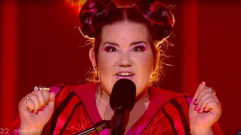 Победительницей «Евровидения» стала израильская певица