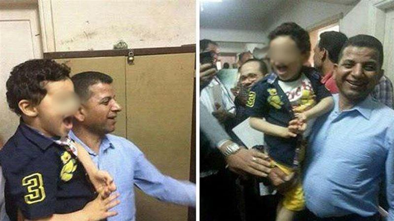 В Египте четырёхлетнего мальчика обвинили в домогательствах к девочке