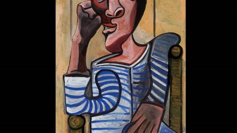 В США повредили картину Пикассо за $70 000 000