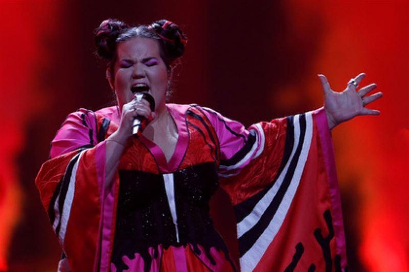 Победительница «Евровидение-2018» певица Нетта Барзилай упала с лестницы