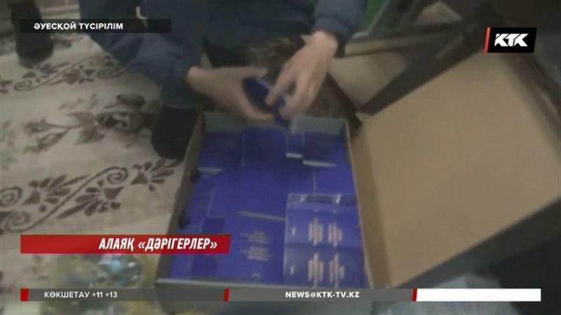 Астанада медициналық анықтаманы қолдан жасап, сатумен айналысқан алаяқтар ұсталды