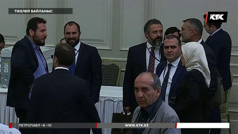Сирияның оппозиция өкілдері Сочиге барудан бас тартты