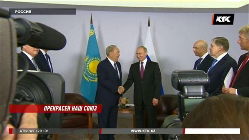 Тет-а-тет с Путиным: о чём говорили лидеры ЕАЭС в Сочи