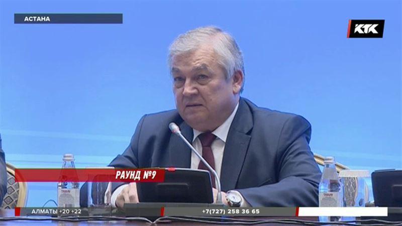 Оппозиция не поедет в Россию, если Астанинский процесс сменит прописку