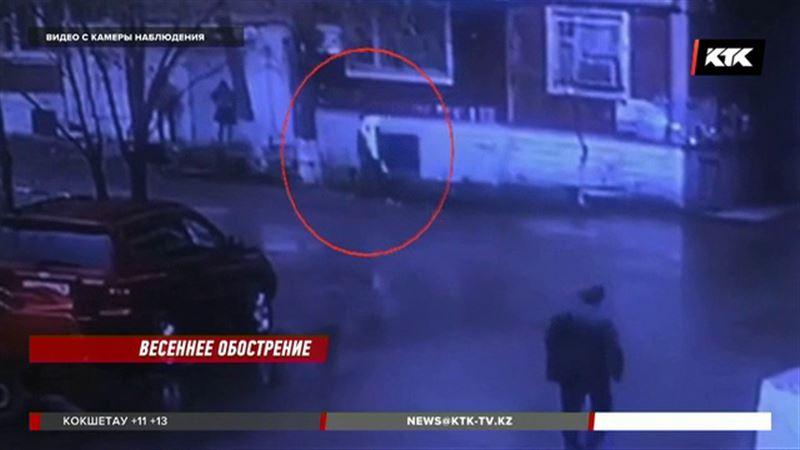 Павлодарский педофил следил за девочкой от школы