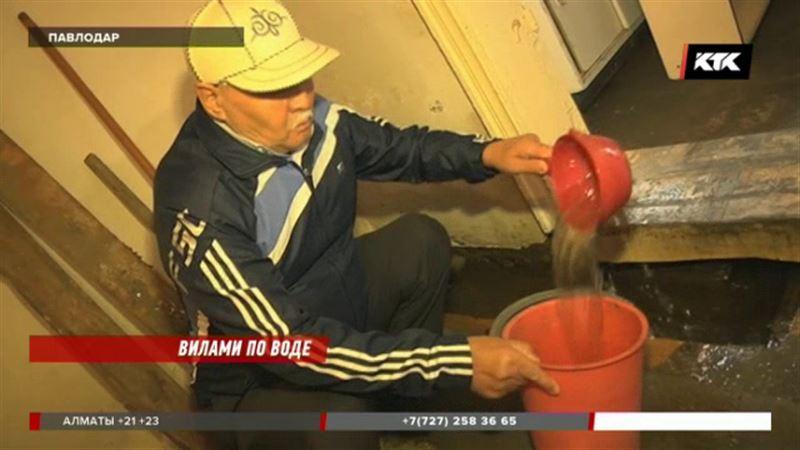 «Спасите наши дома» - жители Павлодара записали видеообращение