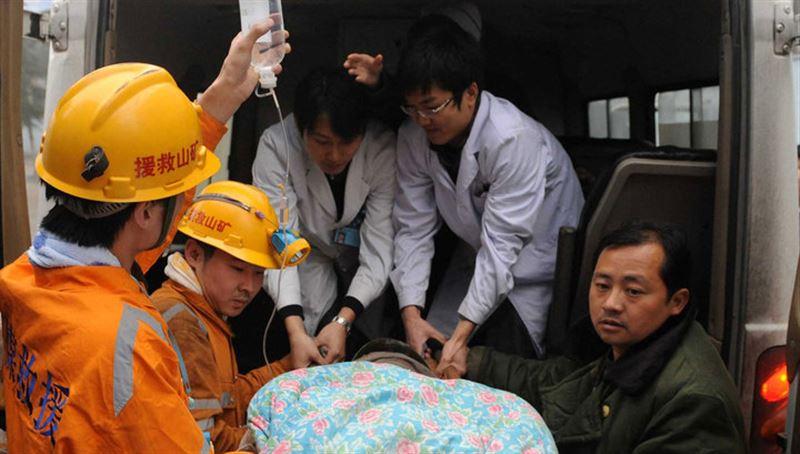 Семь человек погибли в ДТП с автобусом в Китае