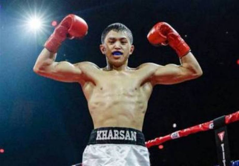 ВИДЕО: 21 жастағы қазақстандық америкалықты нокаутқа түсірді