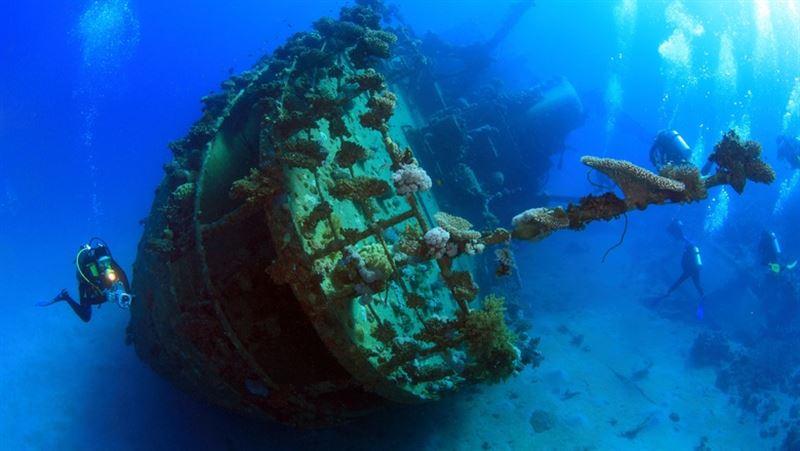 Археологи нашли табличку «сделано в Китае» на затонувшем 800 лет назад судне