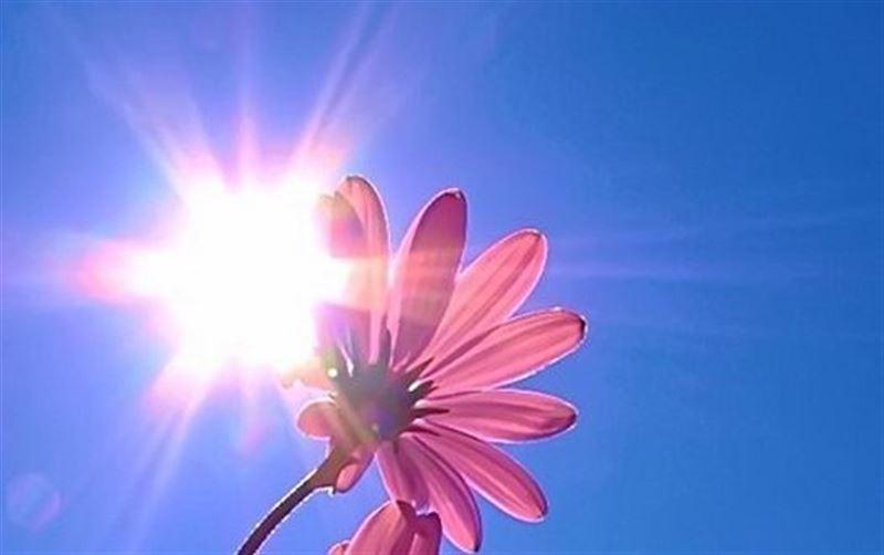 Елімізде демалыс күндері  35 градусқа дейін ыстық болады
