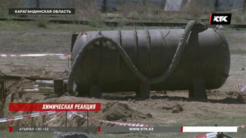 «Убирайтесь отсюда!»: карагандинцы против перевозки серной кислоты через село