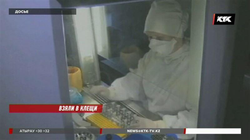 В Жамбылской области КГЛ теперь заразилась девушка