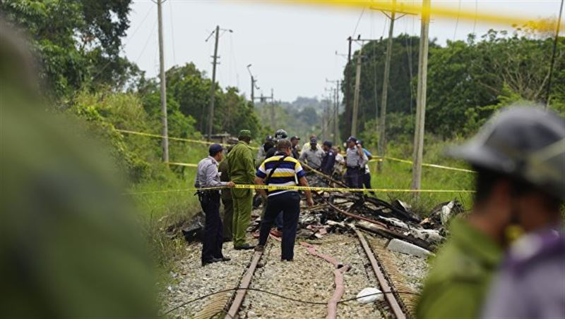 Авиакатастрофа на Кубе унесла жизни 108 человек