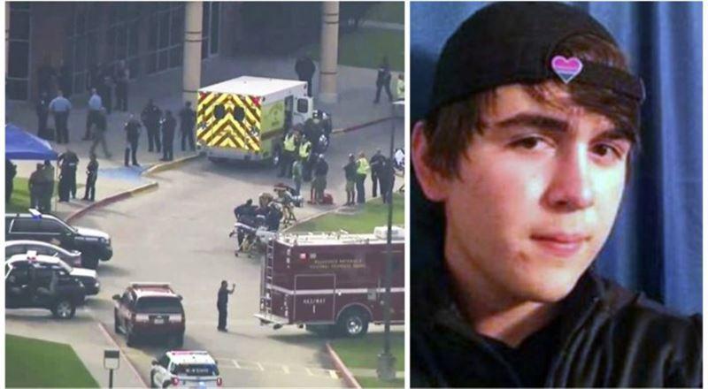 ВИДЕО: 17 жастағы оқушы мектепте атыс ұйымдастырып, 10 адам қаза тапты