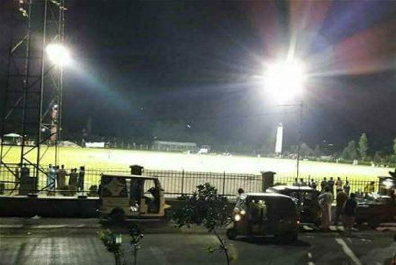 Ауғанстан стадионыңда бірнеше жарылыс болып, сегіз адам көз жұмды