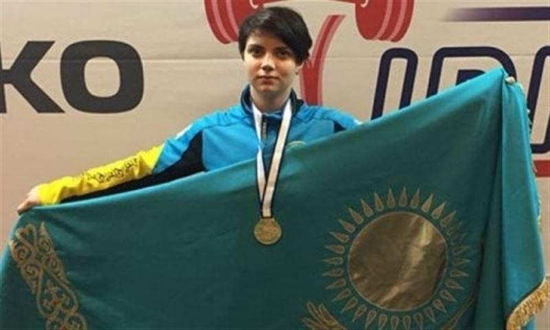 18-летняя спортсменка из Казахстана признана самой сильной девушкой в мире