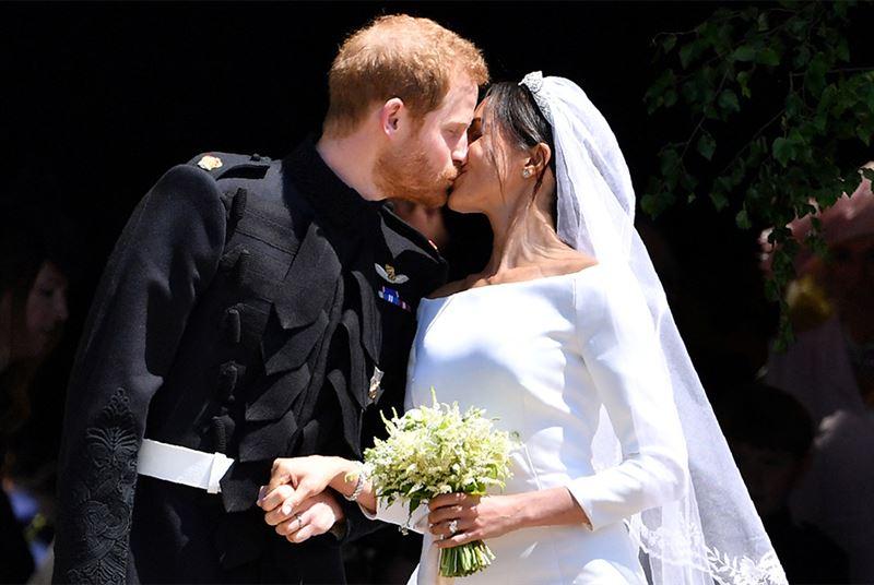 Принц Гарри подарил своей супруге кольцо принцессы Дианы