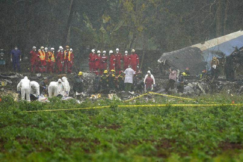 Кубада апатқа ұшыраған Boeing 737 ұшағының «қара жәшігі» табылды