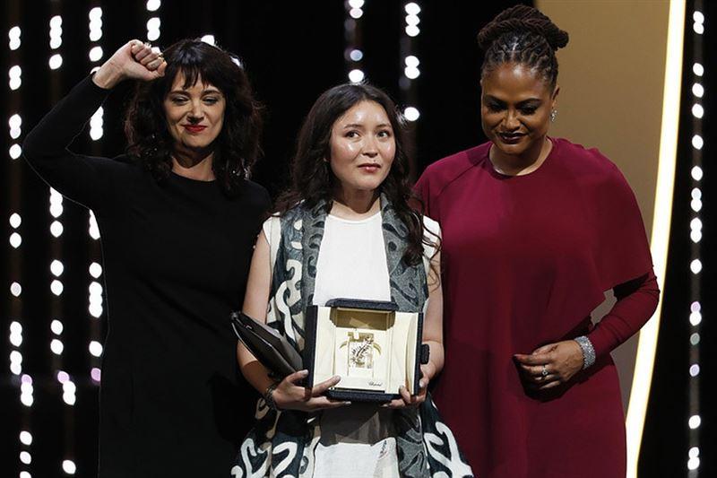 Лучшей актрисой 71-го Каннского кинофестиваля стала Самал Еслямова
