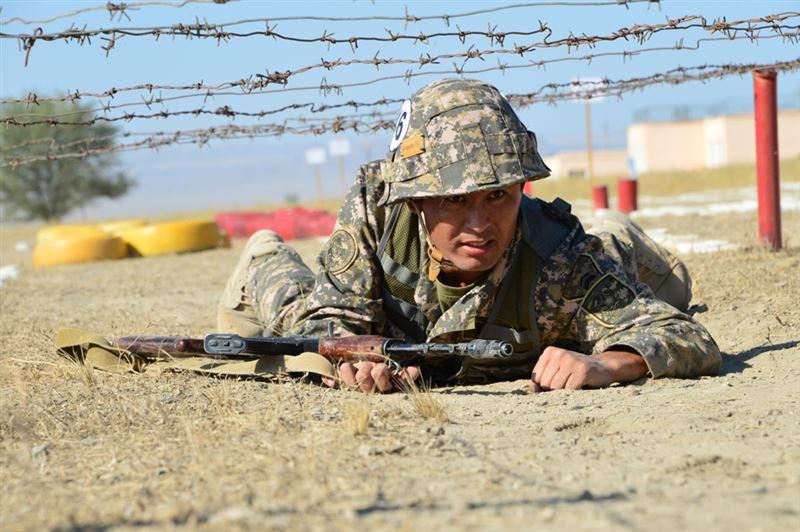 Армия Казахстана: оценка боеспособности