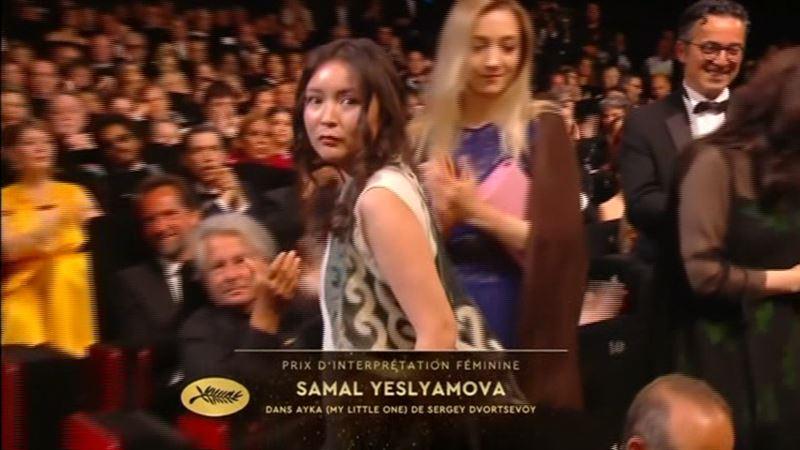 ВИДЕО: Қазақ актрисасы шетелдік агенттіктер лентасында!