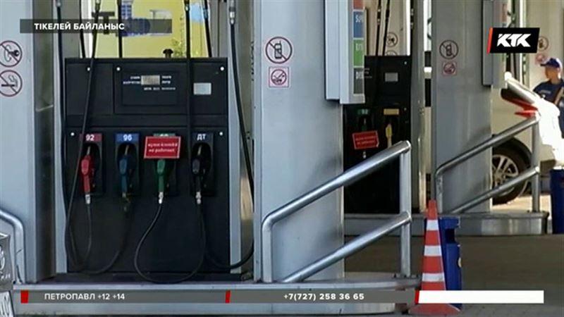 Тікелей эфир: Қазақстан әлі күнге өз-өзін бензинмен толық қамтамасыз ете алмай отыр