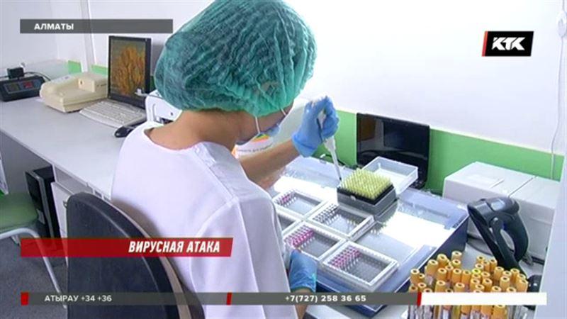 Двое взрослых и ребенок скончались в Алматы от менингита