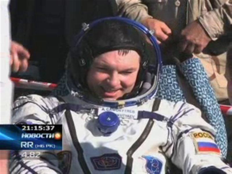 Казахстанская степь вновь приняла космонавтов, вернувшихся с МКС