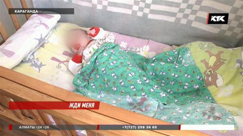 Малыша, брошенного матерью в больнице, отправят в дом малютки