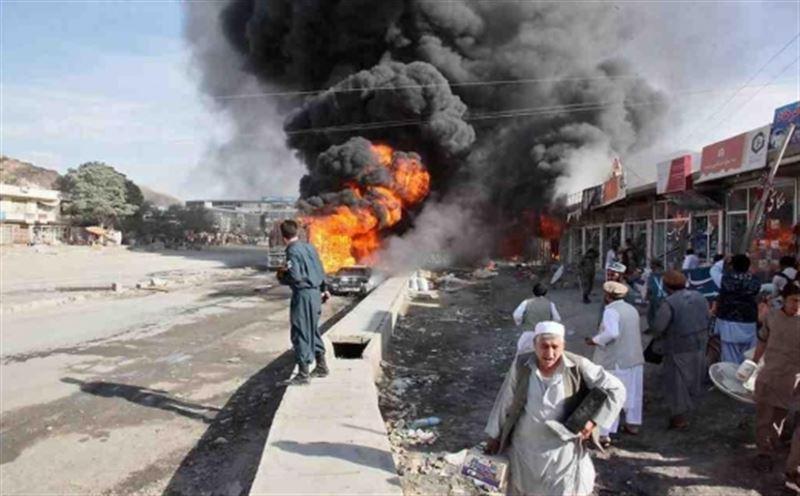 Ауғанстанда жарылыстан 16 адам қаза тапты