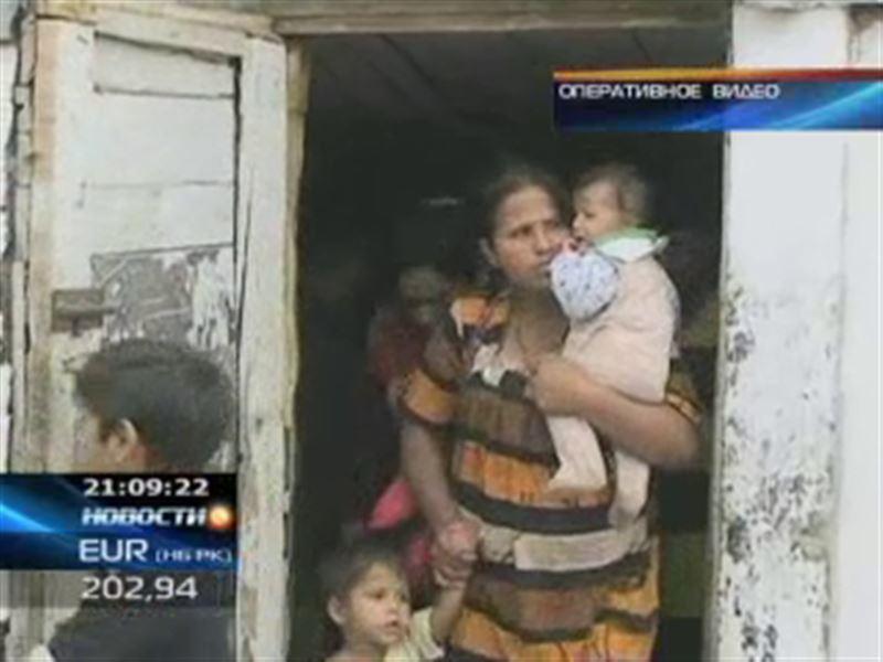 Восточные цыгане из Узбекистана, незаконно находящиеся в нашей стране, были  отправлены на родину