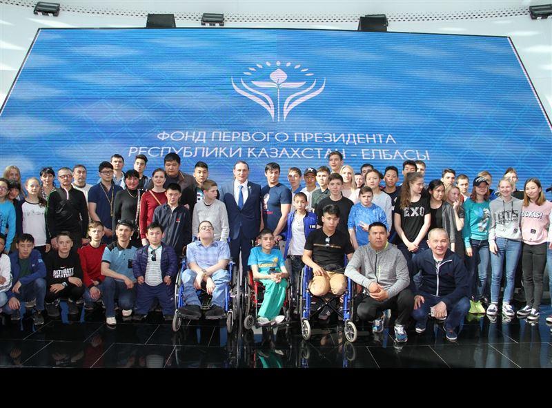 В Астане прошли II республиканские детские паралимпийские старты «ЖЕҢІСТЕРГЕ БІРГЕ» – «ВМЕСТЕ К ПОБЕДАМ»