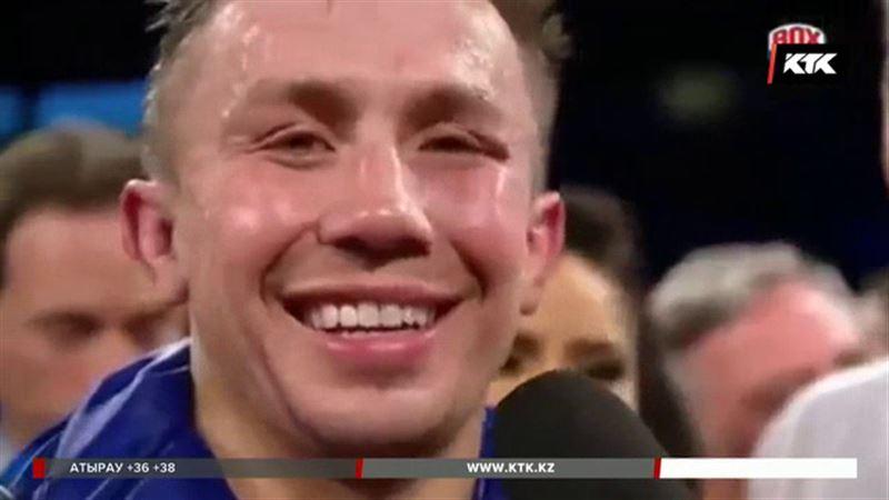 Геннадий Головкин вошел в топ-100 спортсменов мира