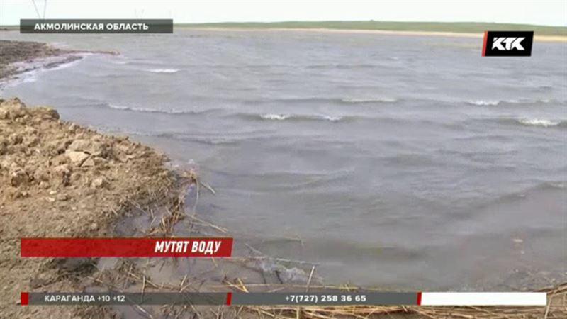 Сельчане готовы лечь под бульдозер, чтобы отстоять озеро