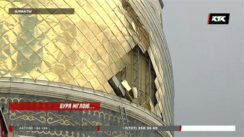 Унесённый ветром: Казахстан под ударом стихии