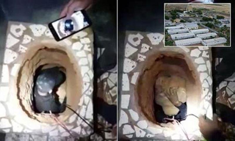 Заключенный прорыл 70-метровый тоннель, но задохнулся в метре от свободы